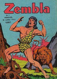 Nos mangas des années 60...