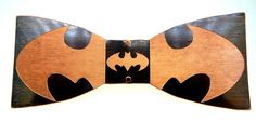 Copper Bowtie - Bowtie - Suit, Tuxedo Accessory - Batman, DC Comics, Avengers, Marvel, valentine