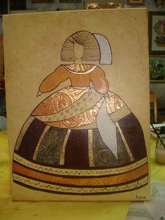 Taller de M.CARMEN Prado, Various Artists, Watercolor Paintings, Greeting Cards, Quilts, Portrait, Paper, Austria, Illustration