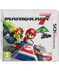 Buy Mario Kart 7 - 3DS Game at Argos.co.uk, visit Argos.co.uk to shop online for Nintendo 3DS, 2DS and DS games
