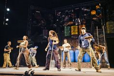 Hit Show STOMP from Live in Dubai