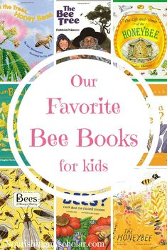 Our Beekeeping Adventure Plus Our Favorite Bee Books: Here on the farm uncle Joe and his uncle Johnny have honey bees! They have taken our son, and I under their wing and are teaching us everything they know. Best Children Books, Childrens Books, Bee Book, Preschool Books, Nature Study, Chapter Books, Kids Reading, Library Books, Bee Keeping