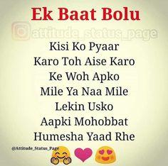 ÂK^_• Attitude Status, Hindi Quotes, Friendship, Words
