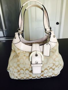 authentic coach handbags,Great handbag, beautifully made!