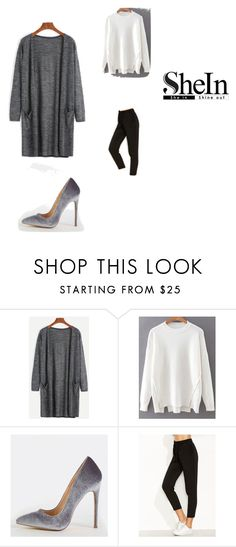 """""""Shein Style"""" by sheinside ❤ liked on Polyvore"""