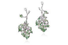 CINDY CHAO The Art Jewel的Four Seasons Collection四季系列,一直都是品牌的 ...