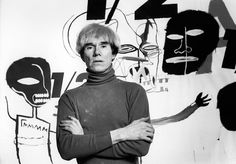 Andy Warhol, el legado de un genio ♣️Fosterginger.Pinterest.Com🌑More Pins Like This One At FOSTERGINGER @ PINTEREST 🌑No Pin Limits🌑でこのようなピンがいっぱいになる🌑ピンの限界🌑