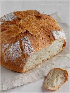 Bread Recipes, Cooking Recipes, Hungarian Recipes, Baking And Pastry, Ciabatta, Bread Rolls, Food To Make, Kenya, Food Porn