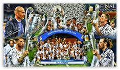 REAL MADRID CHAMPIONS LEAGUE WINNERS 2016 HD Wallpaper for 4K UHD Widescreen desktop & smartphone