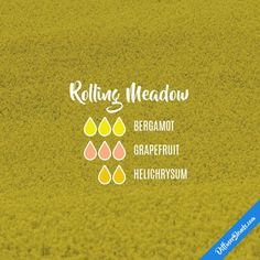 Rolling Meadow - Essential Oil Diffuser Blend