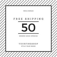 MEGA BONUS from @YourFineShop!!! FREE SHIPPING of the first 50 orders!!!  Custom Made T-shirts, Sweaters, Hoodies, Mugs, Phonecase & Pillows. Production and dispatch during the day. Delivery to any place on the planet!  #freeshipping #bonus #YourFineShop #fashion #fashioninsta #streetstyle #fashionblogger #style #girl #instagramers #instafashion #instagood #model #moda #tshirt #menstshirt #personalizedgift #womenstshirt #tshirtprinting #personalizedtshirt #cottontshirts #custommadeshirts…