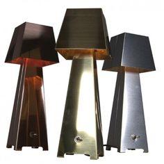 Table lamps  Piet Hein Eek