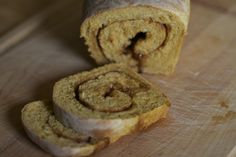 Pumpkin Cinnamon Swirl Bread   The Baker Chick
