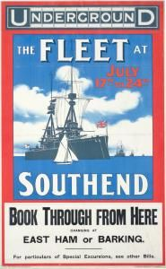 The Fleet at Southend