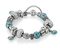 Love charm bracelets