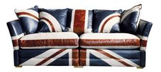 Ovett Union Jack Sofa  Barker & Stonehouse  Perfect to celebrate the year where Britain is the talk of every town