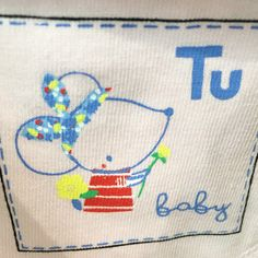 Sainsbury's TU baby label