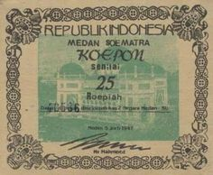Uang Rupiah Jaman Dulu ~ Indonesia Online Money Notes, Valuable Coins, Old Stamps, Sendai, Historical Photos, Vintage Ads, History, Banknote, Jakarta