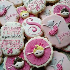 Love Bug Cakes and Cookies Cookies For Kids, Fancy Cookies, Iced Cookies, Cute Cookies, Royal Icing Cookies, Cupcake Cookies, Sugar Cookies, Yummy Cookies, Bailarina Cookies
