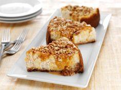Caramel, Apple, Pecan Cake from FoodNetwork.com