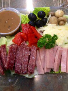 Chopped Italian Salad  http://DiggersDeli.com