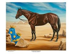 Susan Sommer-Luarca has been keeping busy and she can thank American Pharoah for that. As the official artist for the horse, and jockey Victor Espinoza, Sommer-Luarca has just released the fifth in a series of paintings honoring America's first Triple Crown winner in 37 years.