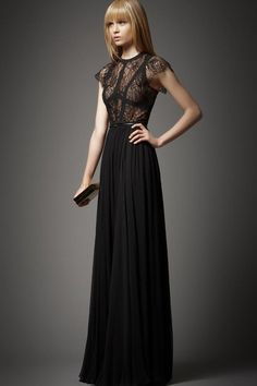 This doesn't really fit onto my board | Elie Saab Pre-Fall 2012 Collection