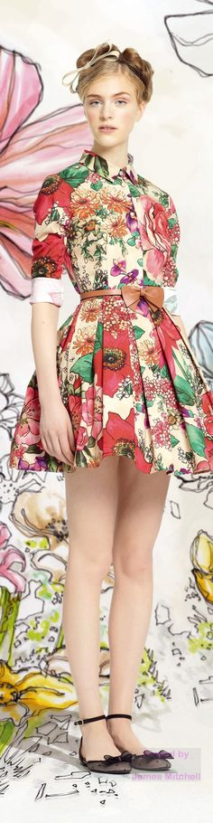 Red Valentino Collection Spring 2014 Ready-to-Wear