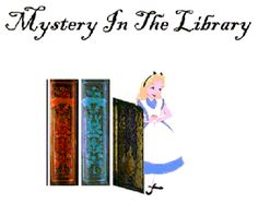 Murder Mystery Games Party - Mystery in the Library, a murder mystery party for 13 girls and boys ages 13 to 15