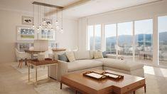 Contemporary living room 3D model - TurboSquid 1478432 Living Room 3ds Max, 3d Interior Design, 3ds Max Models, Couch, Contemporary, Architecture, Furniture, Home Decor, Arquitetura