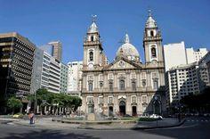 Igreja da Candelária - Centro do Rio