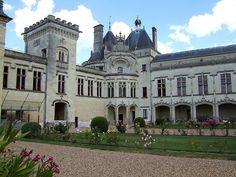 Château de Brézé (Maine-et-Loire). Pays-de-la-Loire