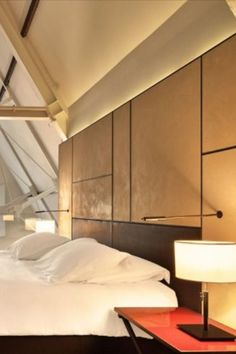 The Conservatorium Hotel has over fifteen different types of rooms and suites available, being all completely different, matching the guests' style, personality and need.