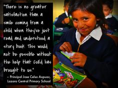 There is no greater satisfaction than a smile coming from a child... #Guatemala #education