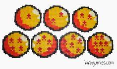 Kiragumies: Posavasos de DragonBall