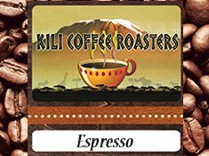 Kili Coffee Roasters now sells #Espresso! Buy yours today, you'll be glad you did! #African #Africa #Delicious #Coffee