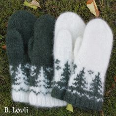 Knitting Baby Mittens Ravelry 20 Ideas For 2019 Knitted Mittens Pattern, Fair Isle Knitting Patterns, Knit Mittens, Knitted Gloves, Baby Mittens, Knitting Designs, Crochet Patterns, Easy Knitting, Loom Knitting