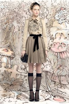 Red Valentino RTW Fall 2013