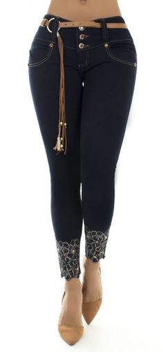 Jeans levanta cola WOW 86195