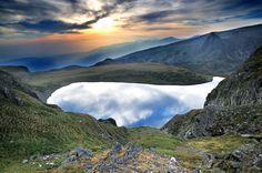 Amazing pic of the Kidney lake in Rila mountain, Bulgaria