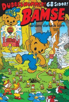 Bamse!  Min favorit barndom komisk!