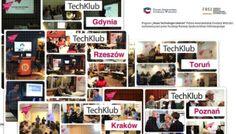 TechKluby spotkanie 2: Co się działo?Aktualności