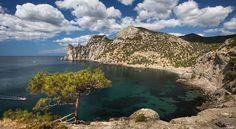Дикие пляжи Крыма: лучшие места, как добраться - В городе