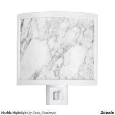 Marble Nightlight