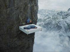 Sleeping? oh HELL NO!