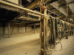 Top of the grand stairwell, Brooklyn Navy Yard Hospital, 2008 Though insane asylums, prisons and hospitals wouldn't necessarily be the first places that come to mind when you're thinking about beautiful places to shoot, you might find photographers Ian Ference and Katherine Westerhout there. These two have made it their mission to find beauty in …