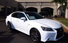 2014 lexus gs 350 f sport ultra white