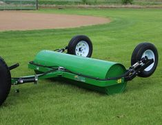 Heavy Duty Turf Rollers | Turf Equipment | New Holland PA Tractor Accessories, Dump Trailers, Compact Tractors, Sports Complex, New Holland, Parks And Recreation, Rollers, Frames On Wall, Atv