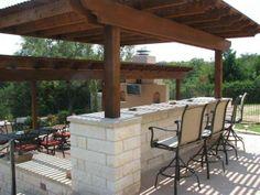 Pergolas & Shade Arbors - Accent Deck Design Austin TX