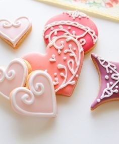 Could do a cookie decorating time, if we get heart cookies premade at BiLo? via #TheCookieCutterCompany